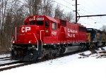 CP 6222 leads CSX Q417!